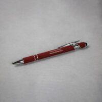 Červené pero